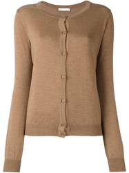 Societe Anonyme 'Tiffany' Cardigan Brown