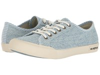 Seavees 06 67 Monterey Beach Club Soft Blue Women's Shoes