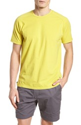 Descendant Of Thieves Cloud Soft T Shirt Yellow