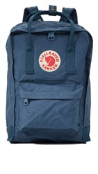 Fjall Raven Fjallraven Kanken 15 Laptop Backpack Royal Blue