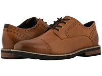 Nunn Bush Overland Cap Toe Oxford With Kore Walking Comfort Technology Tan Ch Lace Up Cap Toe Shoes Brown