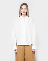 Christophe Lemaire Kimono Sleeve In Chalk