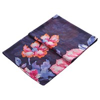 Joules Wensley Rose Scarf Navy