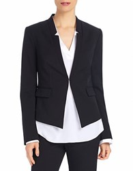 Ellen Tracy Fitted Blazer Black
