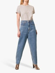 French Connection Reem Oversized Boyfriend Jeans Mid Vintage
