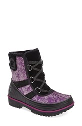 Sorel Women's 'Tivoli Ii' Waterproof Boot Bright Plum