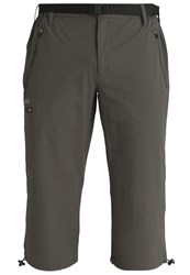 Regatta Xert Ii 3 4 Sports Trousers Seal Grey Dark Gray