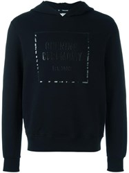 Opening Ceremony 'Established' Hoodie Black