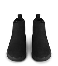 Reiss Richards Sp Clae Suede Boots In Black Mens