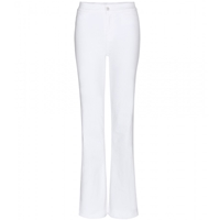 J Brand Tailored High Rise Flare Jeans