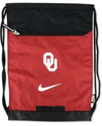 Nike Oklahoma Sooners Training Gym Bag Team Color