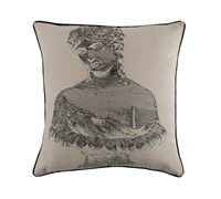 Thomas Paul Isis Pillow Black