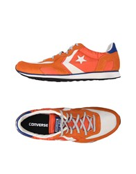 Converse Cons Sneakers Rust
