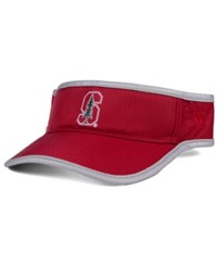 Top Of The World Stanford Cardinal Baked Visor Cardinal Red