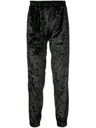 Astrid Andersen Side Ribbon Classic Trousers Black