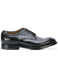 Officine Creative Classic Derby Shoes Men Calf Leather Leather Rubber 43 Black