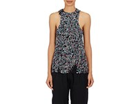 Haider Ackermann Women's Sequin Embellished Tank Black