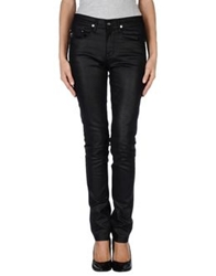 April 77 Denim Pants Black