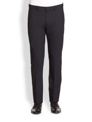 Theory Jake Tailored Suit Pants Black