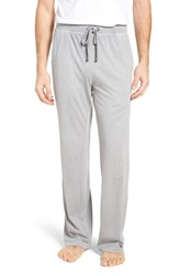 Daniel Buchler Peruvian Pima Cotton Lounge Pants Grey