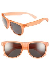 Women's Zeal Optics 'Ace' 54Mm Biodegradable Plant Based Sunglasses Ace Crushed Coral