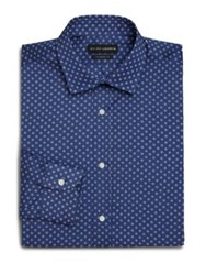 Ralph Lauren Black Label Tailored Fit Printed Dress Shirt