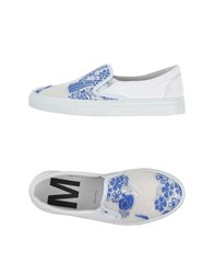 Mauro Grifoni Sneakers White