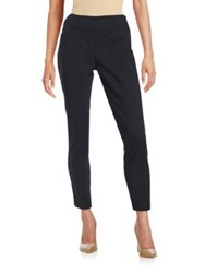 Ivanka Trump Pleated Dress Pants Black