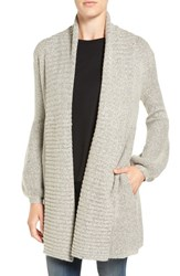 Hinge Women's Ribbed Cardigan