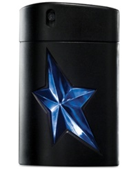 Thierry Mugler A Men Rubber Flask Refillable Eau De Toilette 3.4 Oz