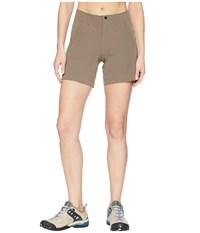 Fig Clothing Wuu Shorts Roots Brown
