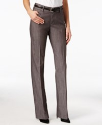 Lee Platinum Madelyn Straight Leg Trousers Carbon Rinse