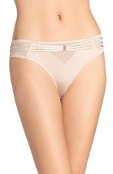Bluebella Women's Laura Briefs Rose Dust