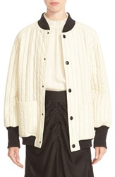 Marni Women's Padded Bomber Jacket