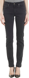 Acne Studios Skin 5 Five Pocket Jeans Used Black