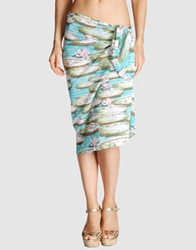 Lenny Sarongs Turquoise