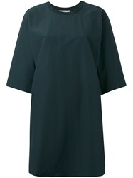 Stephan Schneider Toss Dress Women Cotton Nylon M Green