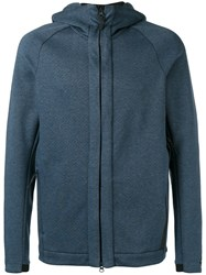 Nike Hooded Cardigan Blue