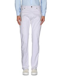 Marina Yachting Trousers Casual Trousers Men White