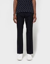 Raf Simons Lowered Crotch Pants Dark Navy