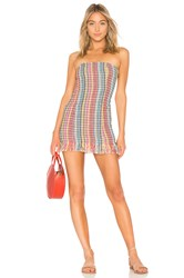 House Of Harlow X Revolve Amelia Dress Red