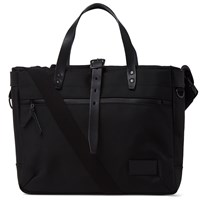 Nanamica Cordura Nylon Briefcase Black