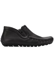 Baldinini Slip On Shoes Black