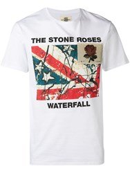 Kent And Curwen The Stone Roses Band T Shirt White