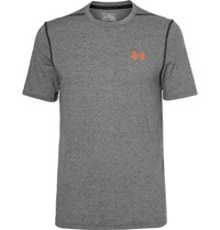 Under Armour Threadborne Melange Training T Shirt Black