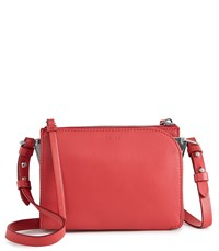 665d5d5d46bf Reiss Arnott Mini Mini Cross Body Bag In Red Womens