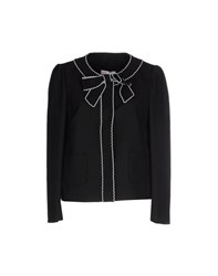 Red Valentino Redvalentino Suits And Jackets Blazers Women Black