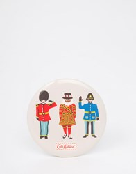 Cath Kidston Pocket Mirror Small Guards And Friends Small Guards And Fri Clear