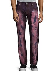 Robin's Jean Dyed Cotton Jeans Tippy Red