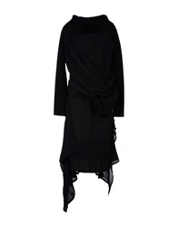 Malloni Dresses 3 4 Length Dresses Women Black